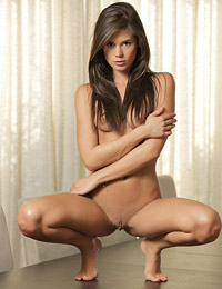 Model caprice in legend of lust